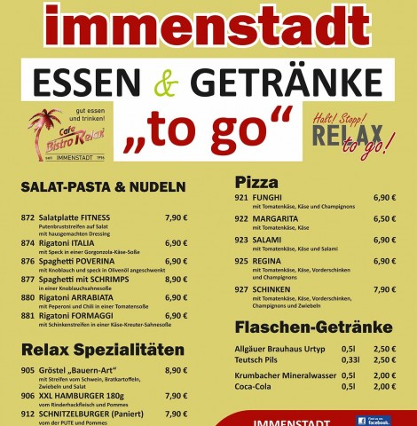 To Go Karte Immenstadt